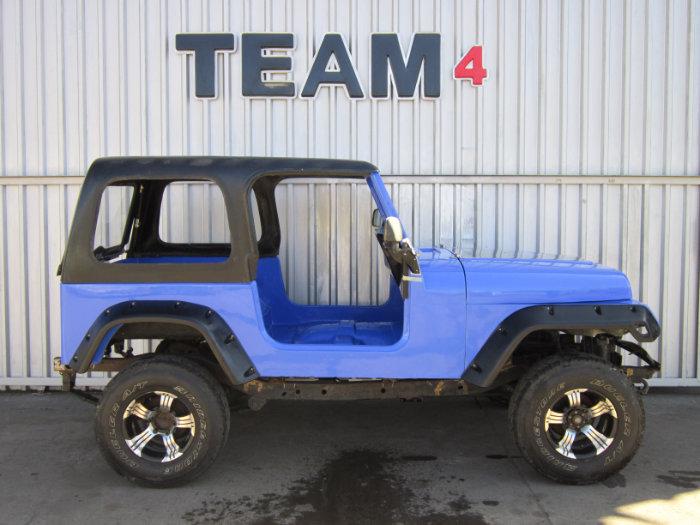 Jeep Cj7 2