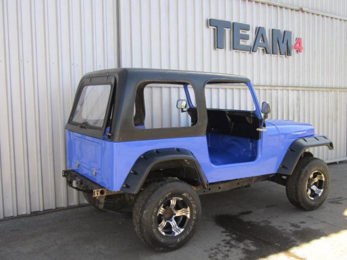 Jeep Cj7 F1